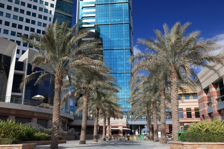 mall of the emirates: Dubai Festival City Shopping Mall, United Arab Emirates. Photo taken at 17th of January 2 Editorial