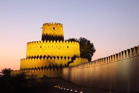 fort: Al Jahili fort in Al Ain, Emirate of Abu Dhabi