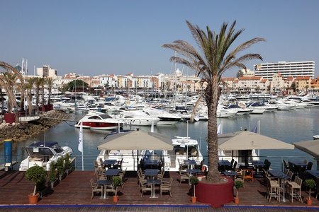 vilamoura: Marina de Vilamoura, Algarve Portugal. Photo taken at 28th June 2012