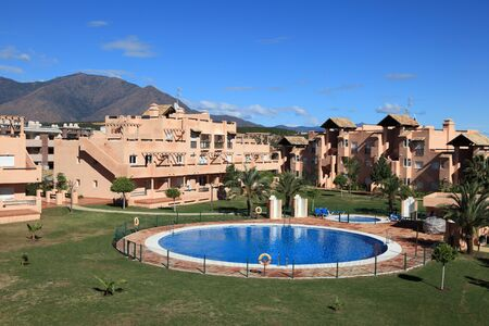 'costa del sol': Vacation resort with pool in Andalusia, Costa del Sol, Spain