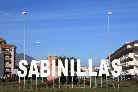 'costa del sol': Andalusian town Sabinillas, Costa del Sol, southern Spain