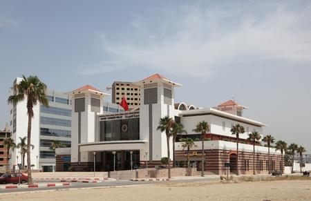 afrique du nord: Gare de Tanger (Gare Tanger Ville). Maroc, Afrique du Nord