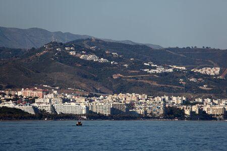 'costa del sol': City of Marbella. Costa del Sol, Andalusia, Spain Stock Photo