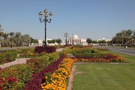 sharjah: The American University in Sharjah, United Arab Emirates