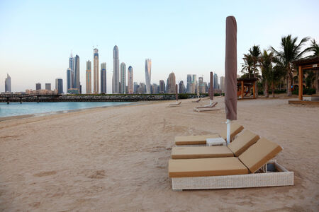 resort beach: Hotel Resort Beach in Dubai, United Arab Emirates