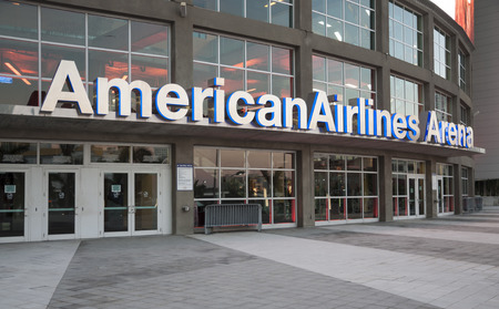 american airlines: American Airlines Arena in Miami, Florida, USA