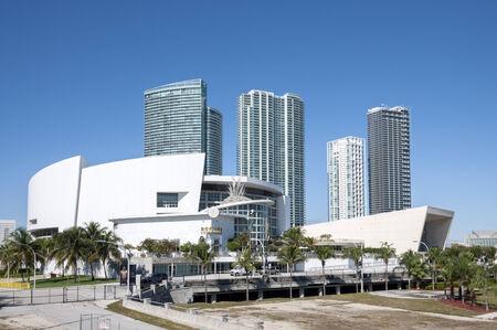 bongos: Bongos Cuban Cafe and American Airlines Arena in Miami, Florida
