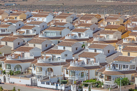 Vacation homes in the urbanisation Camposol, Region Murcia, Spain