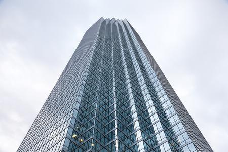 bank of america: DALLAS, USA - APR 9: The Bank of America Plaza skyscraper building in the Dallas downtown district. April 9, 2016 in Dallas, Texas, United States