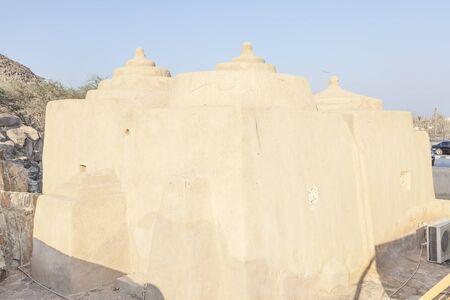 united arab emirate: Al Badiyah - the oldest mosque of the United Arab Emirates. Emirate of Fujairah
