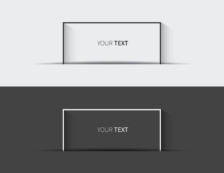 free place: place your text in free space background