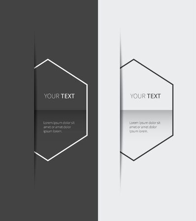 free place: place your text in free space background presentation