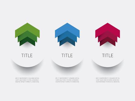 cuadro sinoptico: Fondo del diagrama del color con mesa de dise�o Resumen Vectores