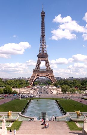 The Eiffel Tower photo