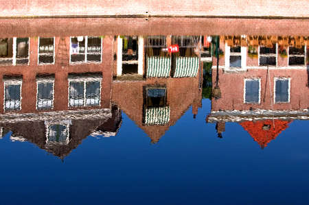traditionally dutch: Reflections in the Water