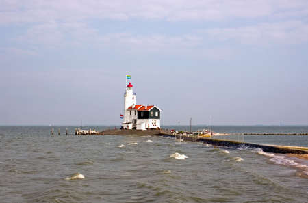 traditionally dutch: The Lighthouse at Marken