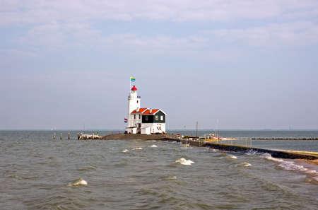 marken: The Lighthouse at Marken