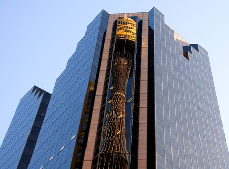 centrepoint tower: Centrepoint Reflection