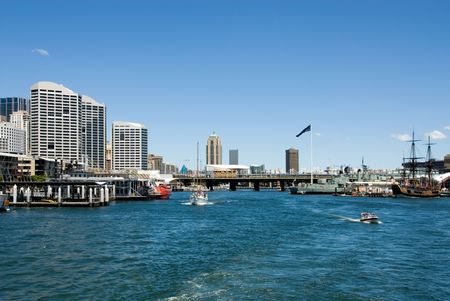 centrepoint tower: Darling Harbour