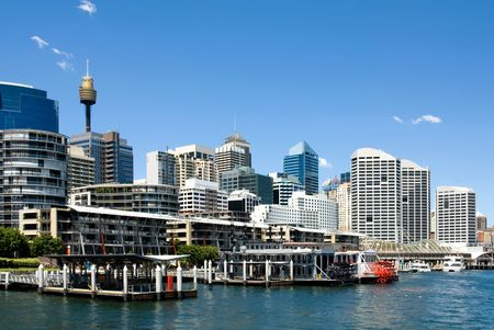 Cockle Bay, Sydney Harbour photo