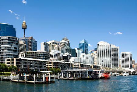 Cockle Bay, Sydney Harbour