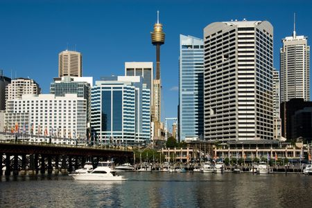 centrepoint tower: entrepoint Tower & City Buildings
