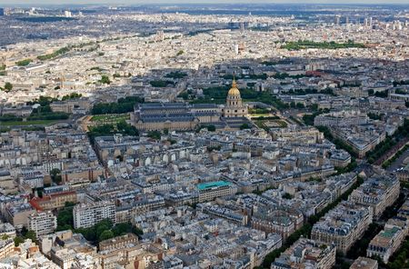 A View of Paris Stock Photo - 2313864
