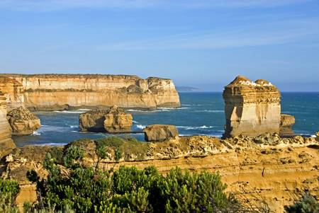 Coastal Scenery, Southern Victoria, Australia photo