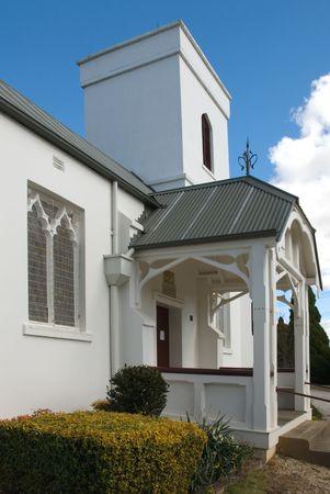 vale: Christ Church, Bong Bong, niedaleko Moss Vale, New South Wales, Australia