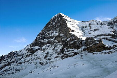 eiger: The north face of the Eiger, Grindelwald, Switzerland