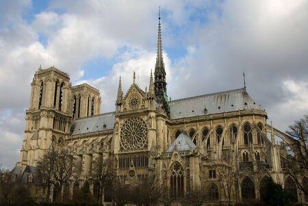 Kathedrale Notre Dame, Paris, Frankreich