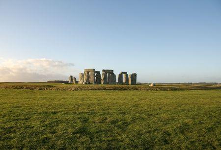 stonehenge: Stonehenge, near Amesbury, Wiltshire, England