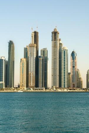 Verenigde Arabische Emiraten: Wolkenkrabbers, Dubai, Verenigde Arabische Emiraten
