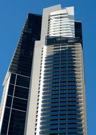 A modern apartment building, Surfers Paradise, Queensland, Australia