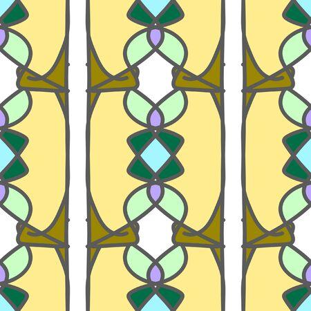 seamless: Beautiful abstract seamless seamless pattern