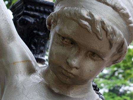 サウスポート ランカシャーの天使像