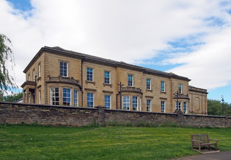 brighouse public library built in 1841 as a private house called the rydings Redakční