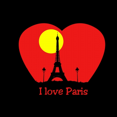 I love Paris photo