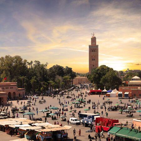 marrakesh: Marrakesh - Jemaa el Fna