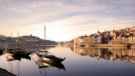 ribeira: Nice view of the Douro and the Ribeira in Porto