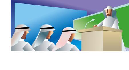 employee training: Employee Training Illustration