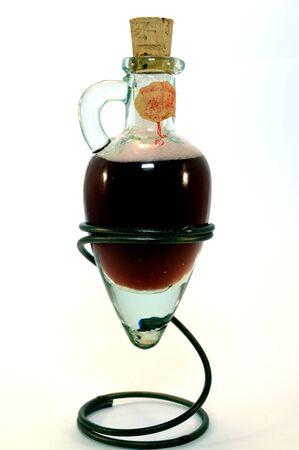 amphora: An amphora glass. Stock Photo