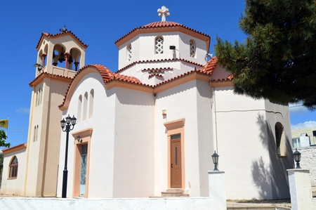 blanche: A Greek Orthodox Church of color Blanche.