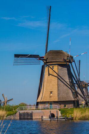 Molens van Kinderdijk Stock Photo - 30139060
