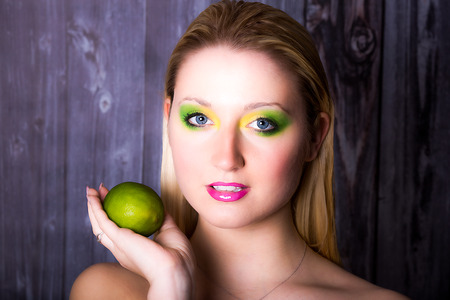 laths: Model meets a juicy lime