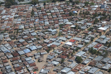 vue: STONE TOWN ZANZIBAR Stock Photo