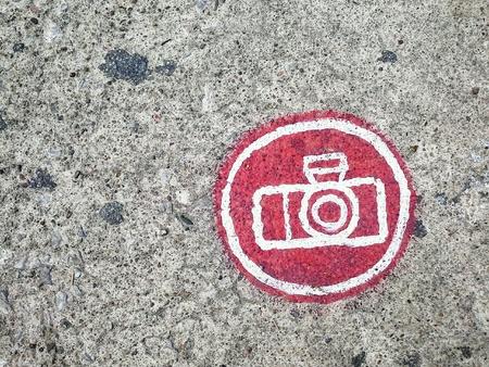 art: Art on street Stock Photo