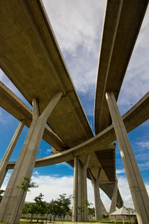 elevated express way  Stock Photo - 15513022