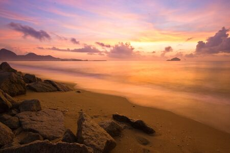 tropical sunrise photo