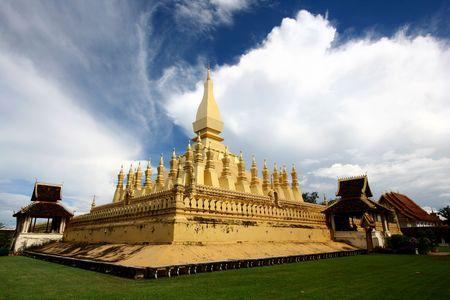 gautama: Wat Phra That Luang
